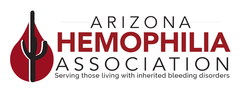 Arizona Hemophilia Association NEW logo