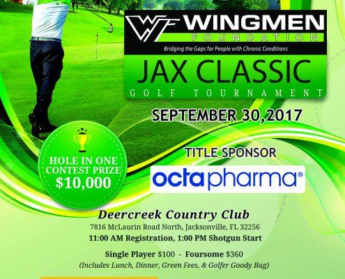 JAX Classic Flyer